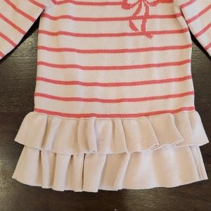GAP Dresses - GIRL'S BABY GAP PINK SHIRT DRESS
